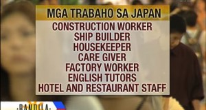 Japan to Open Millions of Jobs for Filipinos (Japan Job Vacancies)