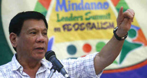 Liberal Party Stalwarts in Mindanao Pledges Support for Mayor Duterte