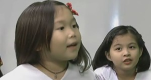 "Miho Nishida's Daughter Joins ""Goin Bulilit"" Kiddie Show (Video)"