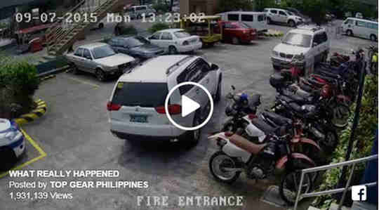 Dti To Investigate The Reported Sudden Unintended Acceleration Of Montero Sports Philippine News