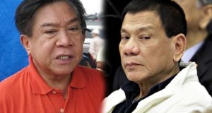 Prospero Nograles Jr. Supports Mayor Duterte's Bid for President Ends Feud after 30 Years
