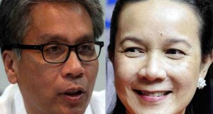 Presidentiables Poe & Roxas Plays Blame Game on MRT & Traffic Problems