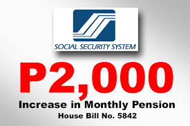 SSS Pensions