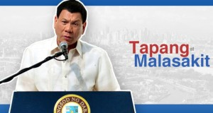 Reasons Why Metro Manila Residents Favors Mayor Duterte as their President