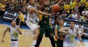 Kevin Ferrer Leads UST Tiger's Victory Over FEU in Game 2 of the UAAP Finals (Video)