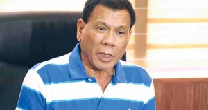 Mayor Duterte to Push for Federal System of Government & Reveals Platform of Government