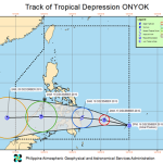 Bagyong Onyok Storm Signals & Hourly Updates (December 18)