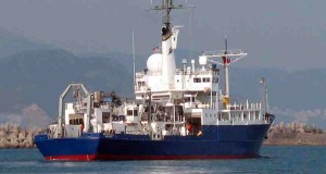 US Research Ship RV Melville Donated to the Philippines to Study Benham Rise