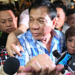 Three Disqualification Cases Against Mayor Duterte to be Merged Into One
