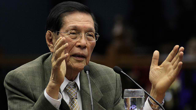 "sen enrile's cashgifts to the senators Perryscope by perry diaz the recent scandal involving the ""cash gifts"" – or, bonuses – given by senate president juan ponce enrile to 18 senators."