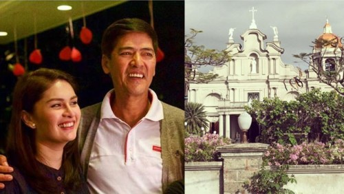 Vic Sotto & Pauleen Luna Wedding to be Shown Live on Eat