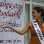 Miss Universe 2015 Pia Wurtzbach Comes Home with the Crown