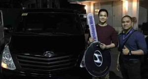 Alden Richards Buys New Hyundai Car and Maine Mendoza Is His First Passenger