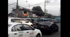 Viral Video: Montero vs. Counterflow Jeepney Went Viral on Facebook