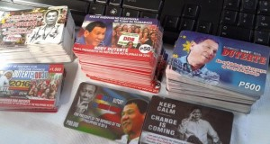 "Mayor Duterte's Camp Releases ""Inspiration Cards"" to Fund His Campaign through Crowdfunding"