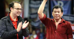 Sen. Alan Peter Cayetano Vows to Solve Corruption Problems by Levelling the Playing Field