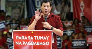 Media Afraid to Spread This Video of Mayor Duterte's Proclamation Rally. Find Out Why?