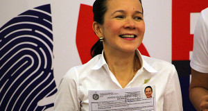 Sen. Grace Poe Regains Top Spot in the Latest Pulse Asia Presidential Survey