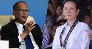 Pres. Aquino Invited Sen. Grace Poe During His 56th Birthday