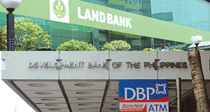 Pres. Aquino Issues an Executive Order Approving the Merger of Land Bank & DBP