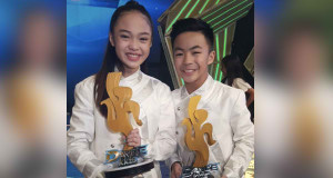 "Lucky Aces Declared First-Ever Grand Champion of ""Dance Kids"" (Performance Video)"