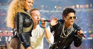 (Video) Bruno Mars, Beyonce & Coldplay Steals Super Bowl 50 with their Halftime Show Performance
