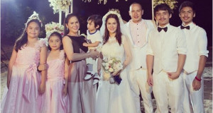 Former PBB Housemate Steve Jumalon Marries Janet Jamora Twin Sister of Jinkee Pacquiao