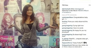 Former PBB Housemate Ylona Garcia Joins Star Music Philippines