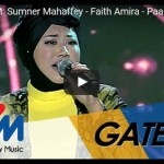 """Singaporean Wedding Singer Fathima Amira Move on to the 3rd Round of """"I Love OPM"""""""