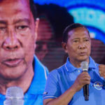 VP Binay Doubts Mayor Duterte Could Finish His Six-Year Term if Elected President
