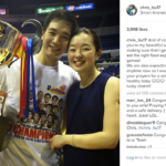 Chris Tiu's Wife Clarisse Ong is Pregnant With Their First Child