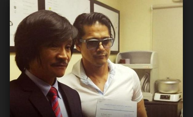 Padilla's camp to file complaint