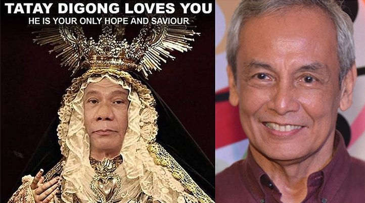 Jim Paredes Breaks Silence On Alleged Scandal Video: Jim Paredes Meme Of Duterte Criticized