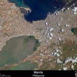 Photo of Manila Seen from Space Went Viral (Ignazio Magnani)