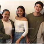 James Reid & Nadine Lustre (JaDine) Now Back in the Philippines After US Tour