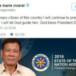 Vice Ganda and Other Celebrities React to Duterte's First SONA