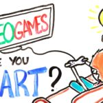 Can Video Games Help People To Be Smarter Or Not?  Watch Video