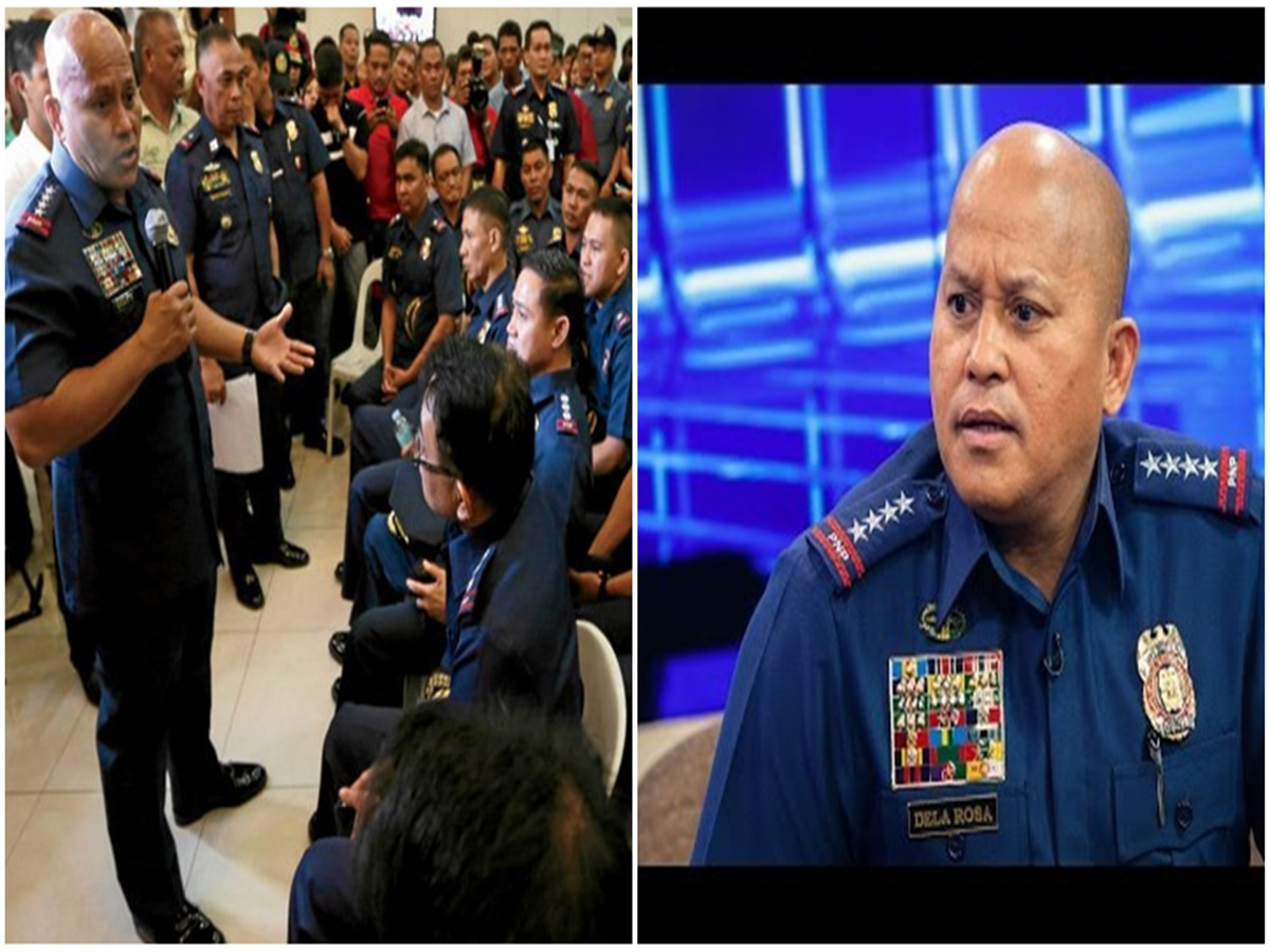 """Narco List 2019 Image: PNP Chief General Bato To Narco-Politicians: """"Last Chance"""""""