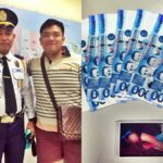 VIRAL: SM MOA Security Guard Praised For Returning Wallet With Cash And Cards