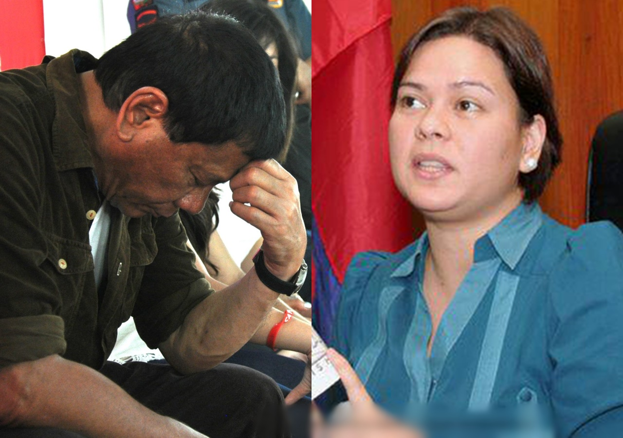 Sara Duterte Admits That She Is Afraid For Her Father's Life