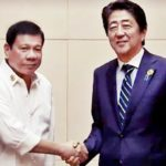 Duterte: West Philippine Sea Dispute Might Be Discussed On Japan Visit