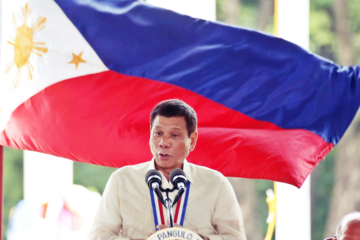 PH Won't Enter New Military Alliances