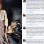 Netizens React On Viral Photo Of Poor Old Man, Woman In Facebook