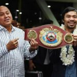 PNP Chief Dela Rosa Faces Probe Over Free Trip To Pacquiao's Fight