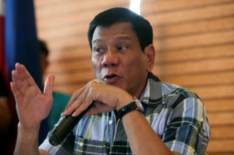 Duterte Insists No Knowledge Of Surprise Marcos Burial