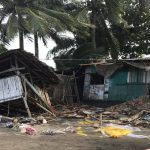 Strong Winds, Surge Destroy 50 Houses, 100 Motor Bancas In Negros Occidental