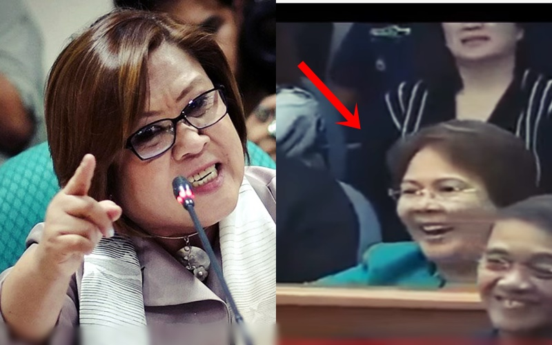 "Sandra Cam Blasts Senator De Lima, Says She's Not A ""Decent"" Woman"