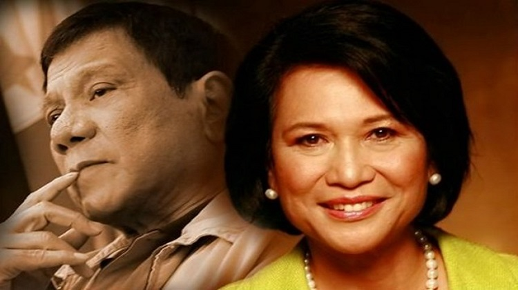 Loida Lewis denied Duterte ouster plot