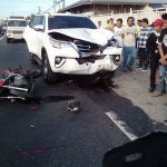 Watch: Viral Video Of Accident In Tarlac That Would Serve As Pre-Caution To Motorists