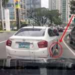 Viral: Photo Of A Woman Throwing Her Waste While The Car Is Running Shared By Concerned Netizen